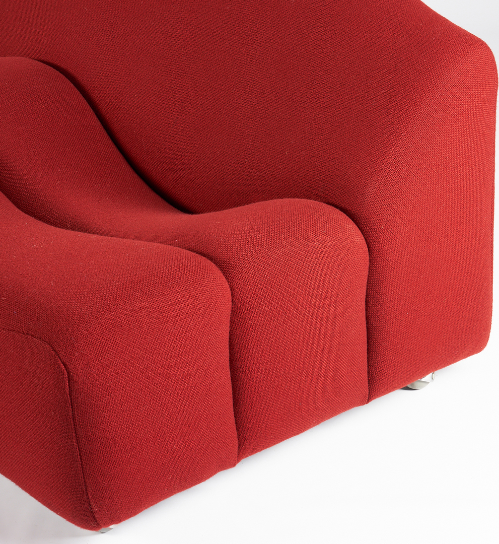 Lot 613: Pierre Paulin for Artifort ABCD Sofa 2 of 3