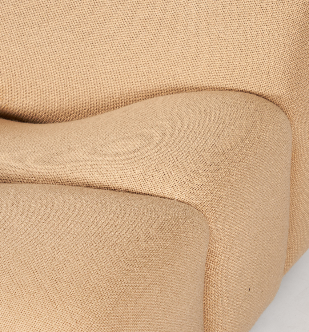 Lot 614: Pr. Pierre Paulin 2-Seat ABCD Sofas for Artifort