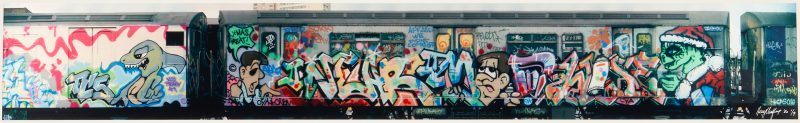 Lot 620: Henry Chalfant, 2Mane TNT, Seen Tc5, 1981