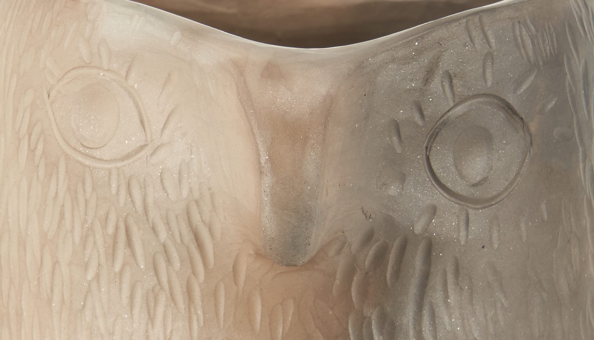 Lot 677: 4 Native American Pottery Pieces, incl. Cherokee & Catawba