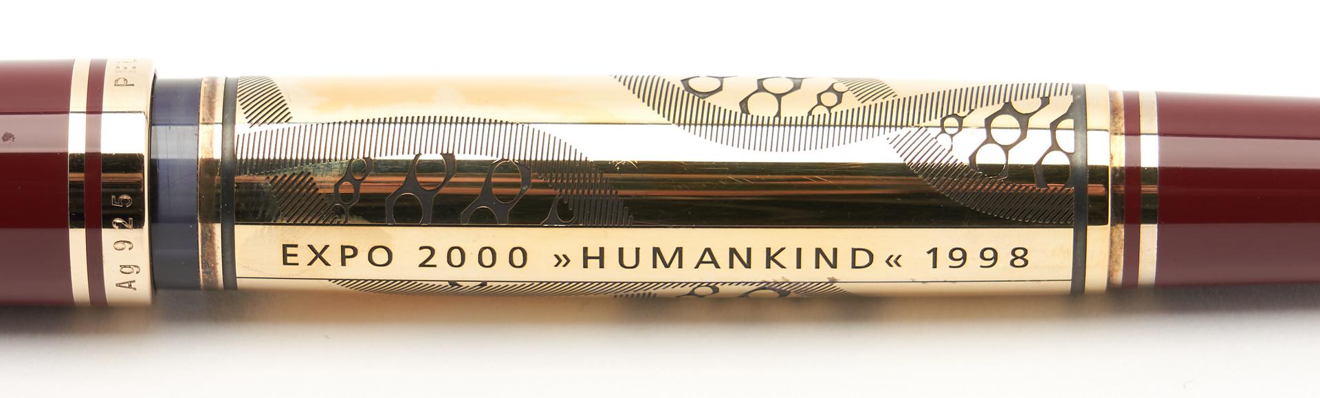 Lot 67: 7 Pelikan Pens & Pencils, incl. Ltd. Ed. Expo 2000
