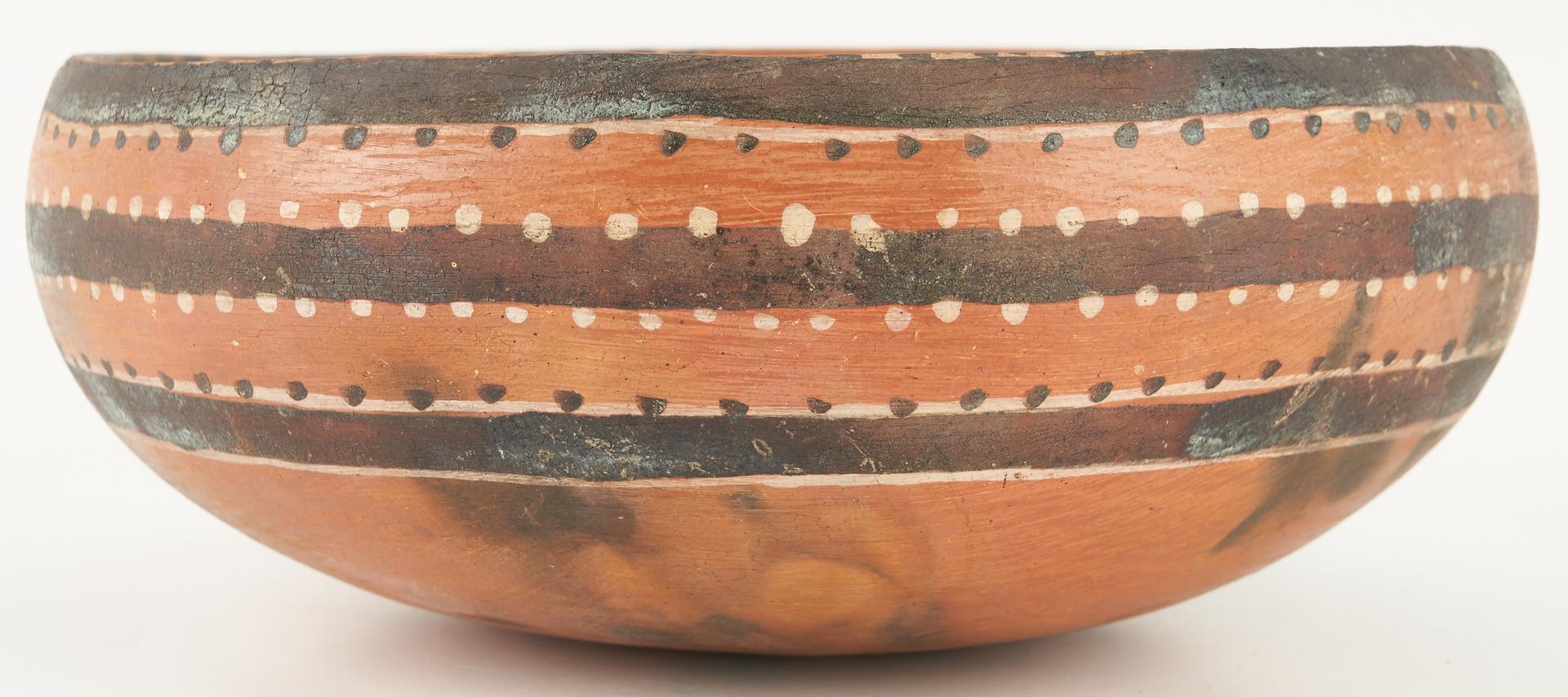 Lot 682: 2 Anasazi Culture Polychrome Bowls