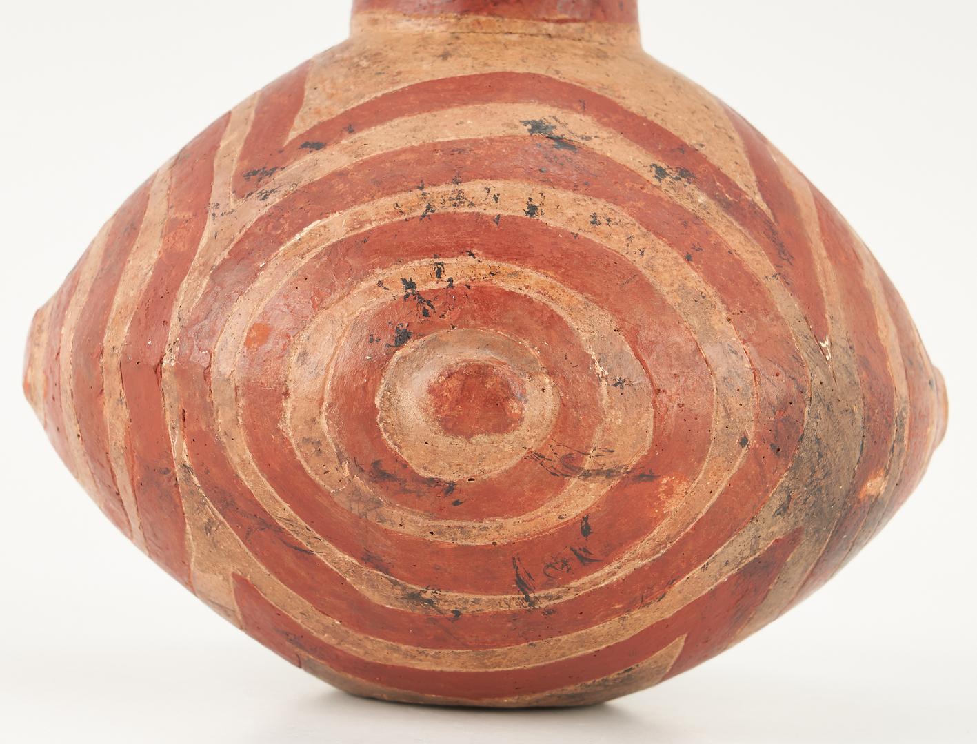 Lot 686: Mississippian Culture Quapaw Water Bottle