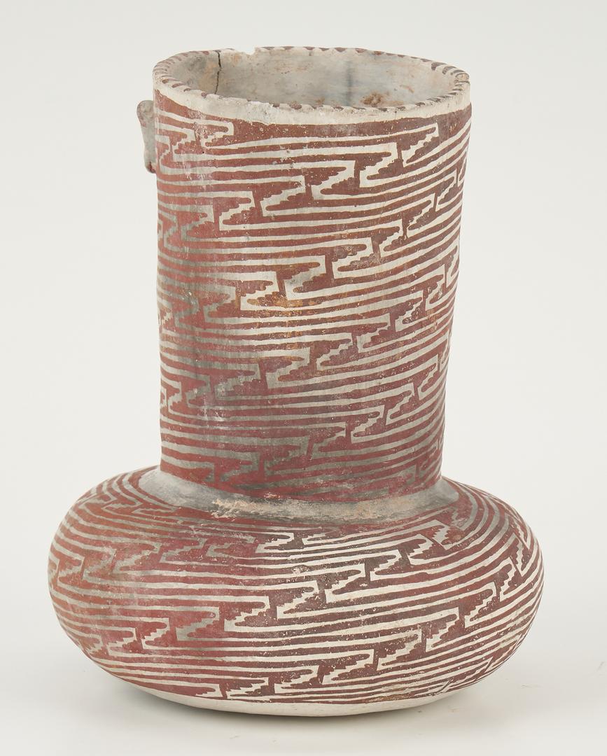 Lot 690: 2 Pre-Historic Anasazi Culture Pottery Items