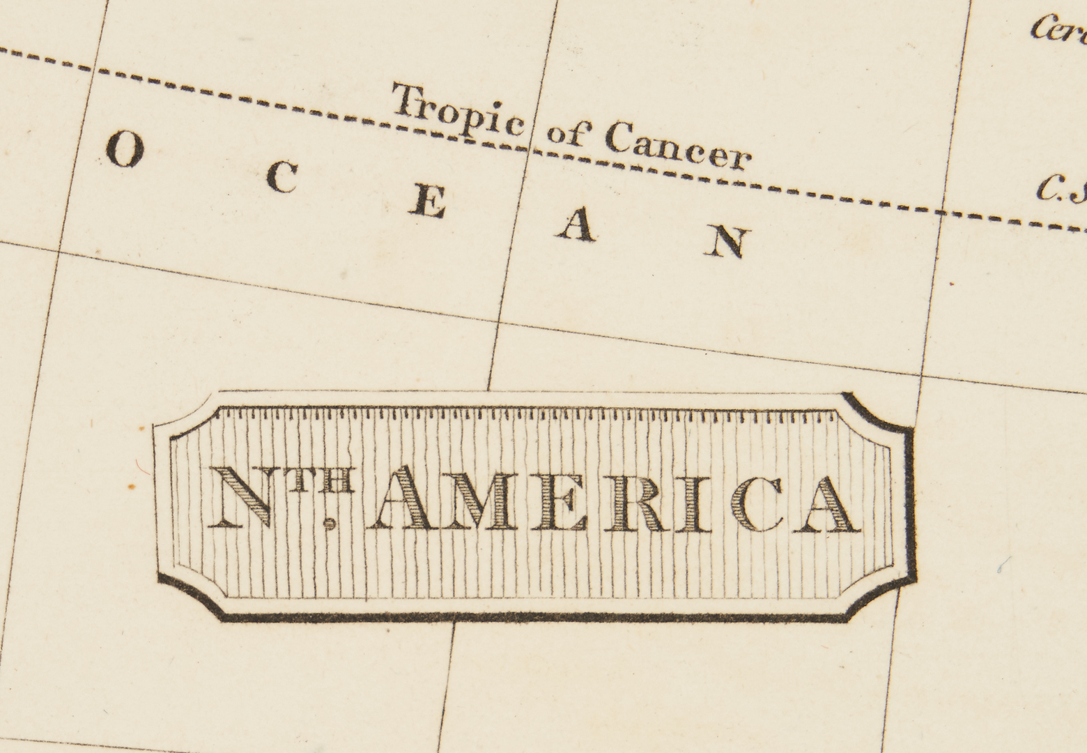 Lot 710: Group of 4 Maps, incl. North America & Mexico