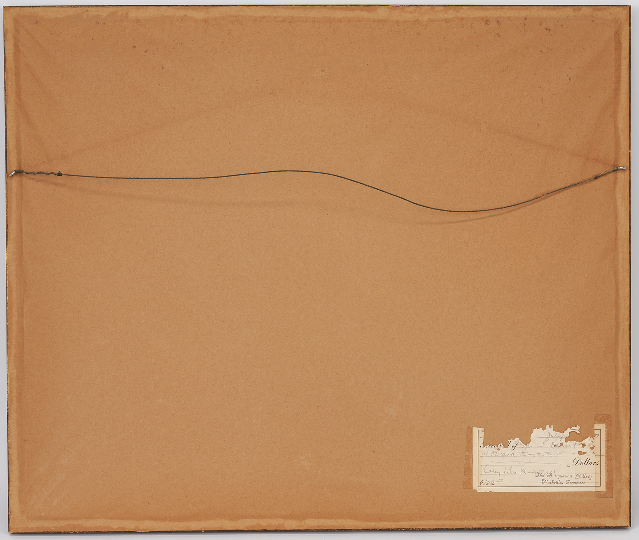 Lot 714: Tennessee Map, Lucas, Carey, & Lea, 1822