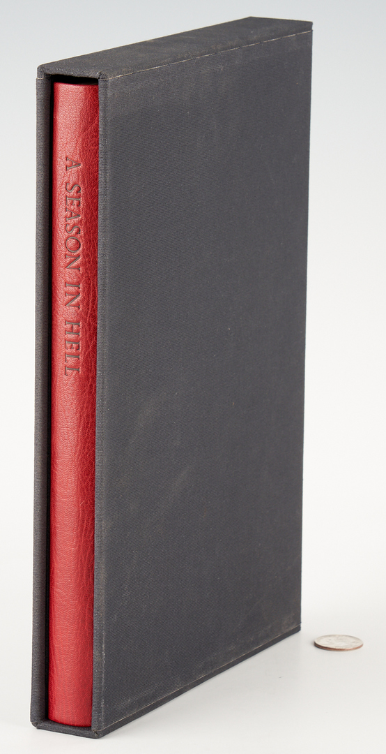 Lot 730: Rimball, A Season In Hell, LEC Edition, 1986