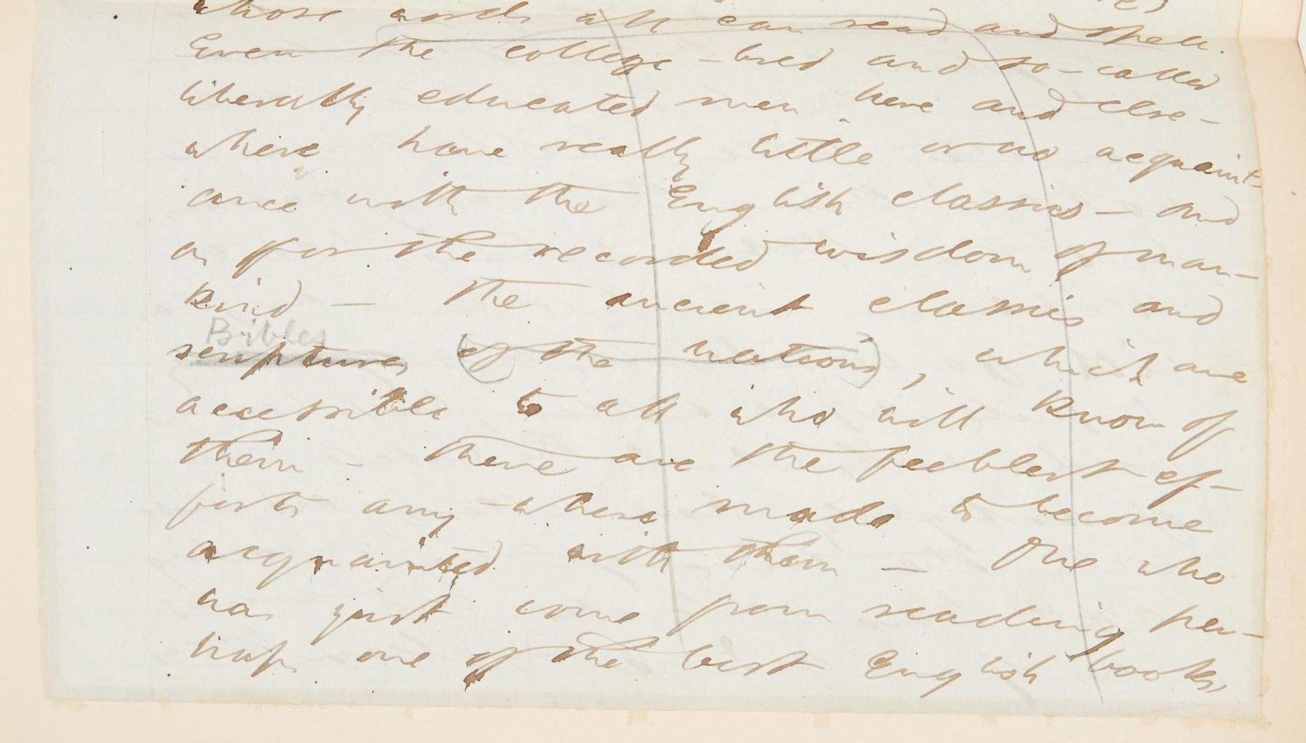 Lot 733: Writings of Thoreau, Manuscript Edition, 20 vols.