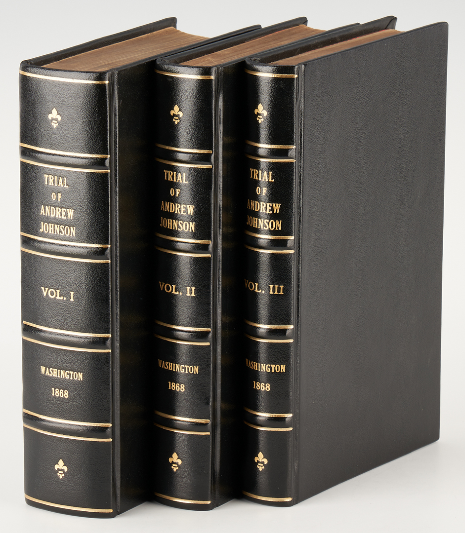 Lot 751: 9 Books Related to Civil War/Post Civil War era America