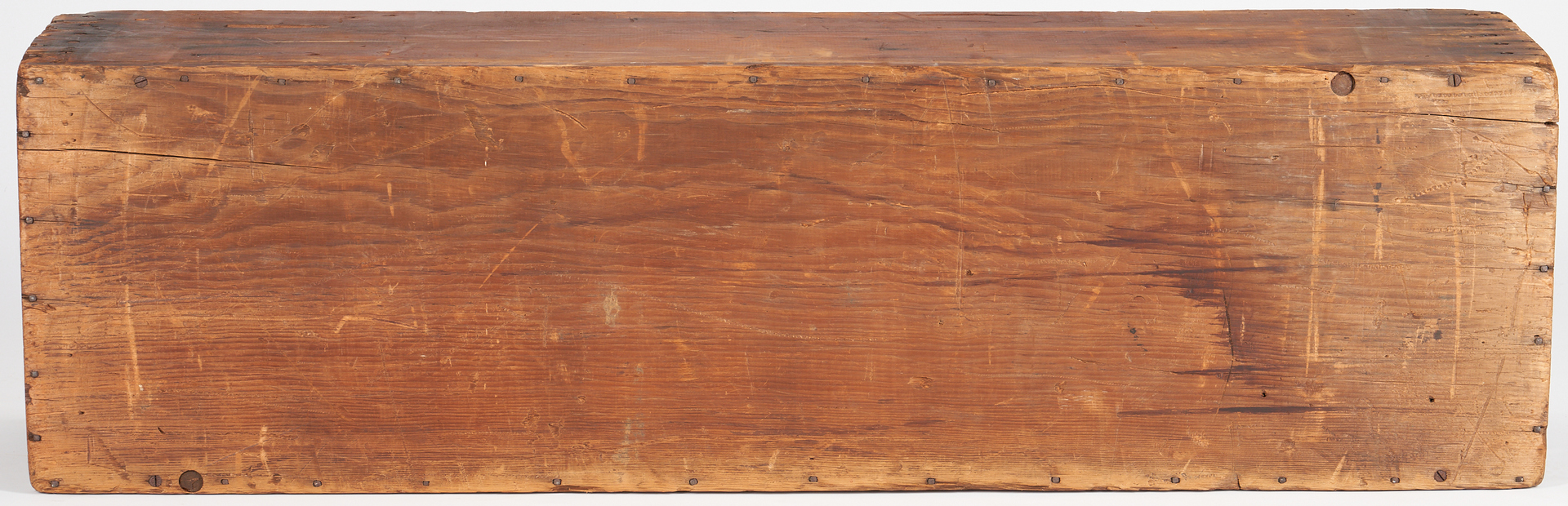 Lot 766: Civil War Colt Special Model 1861 Pine Packing Crate