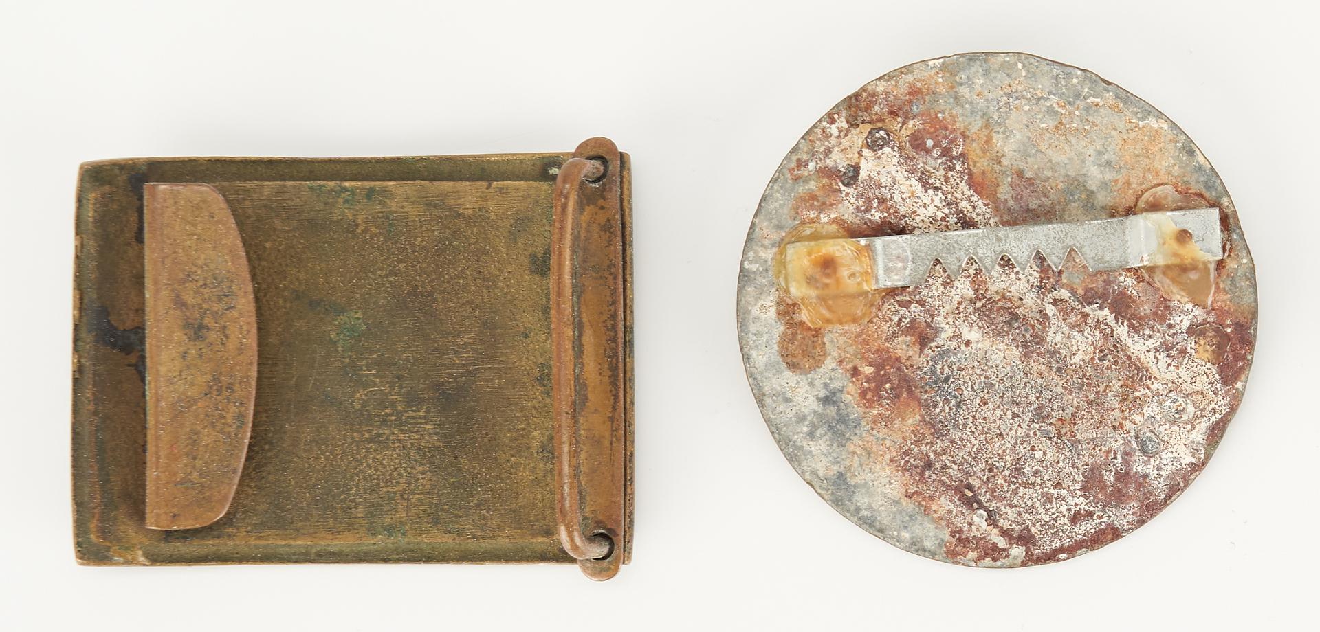 Lot 769: 16 Civil War & GAR Related Items, 17 items