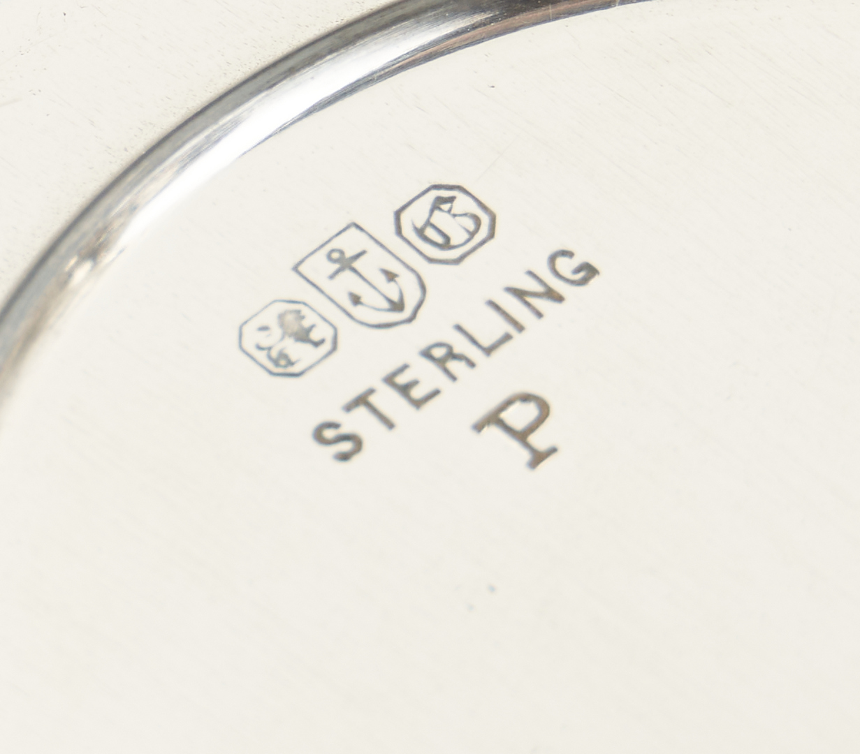 Lot 80: Gorham Sterling Silver Tea Service w/ Tray, 7 Pcs.