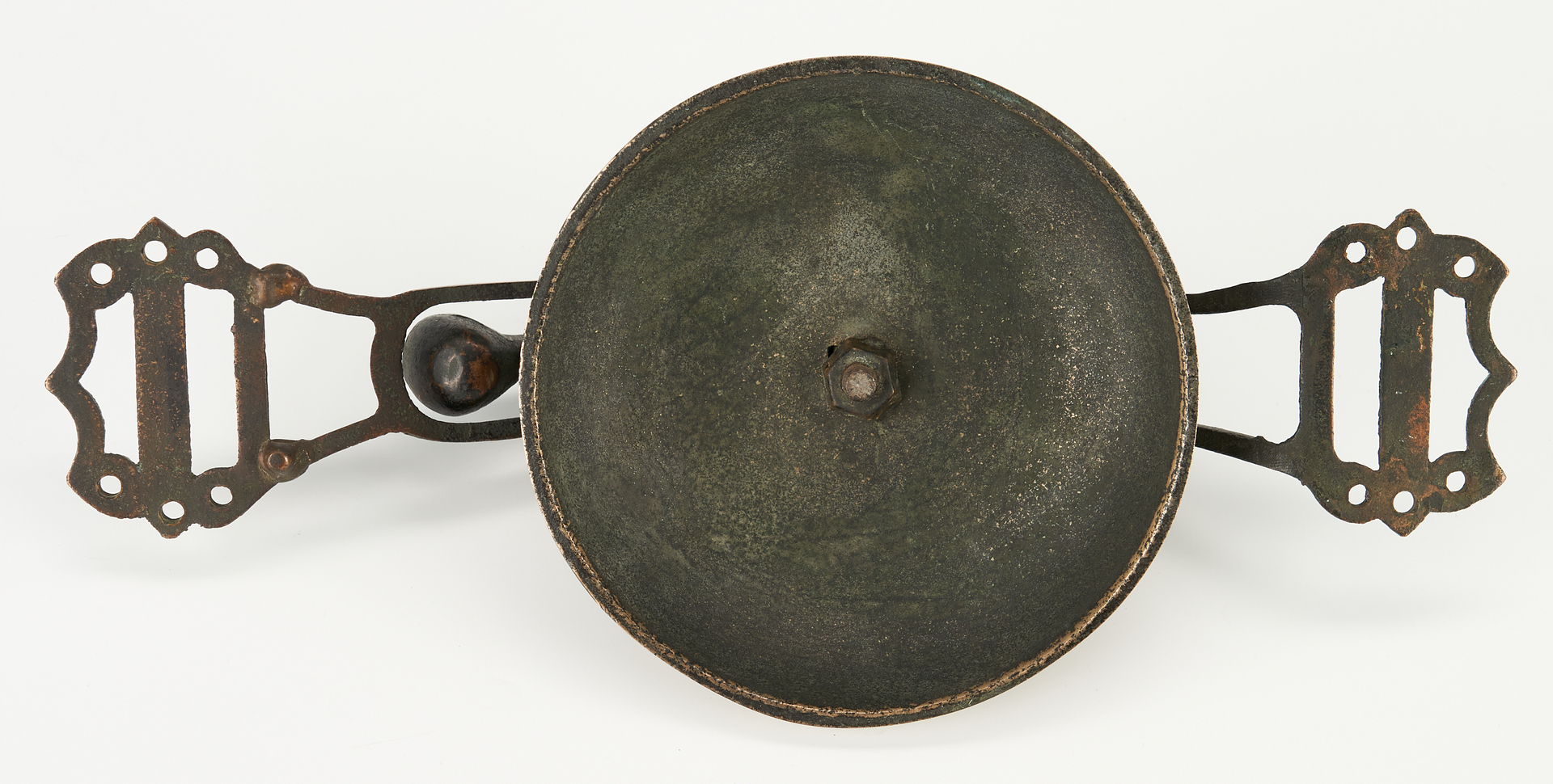 Lot 853: 3 Bells Including Trolley, St. Louis, & Chicago World's Fair