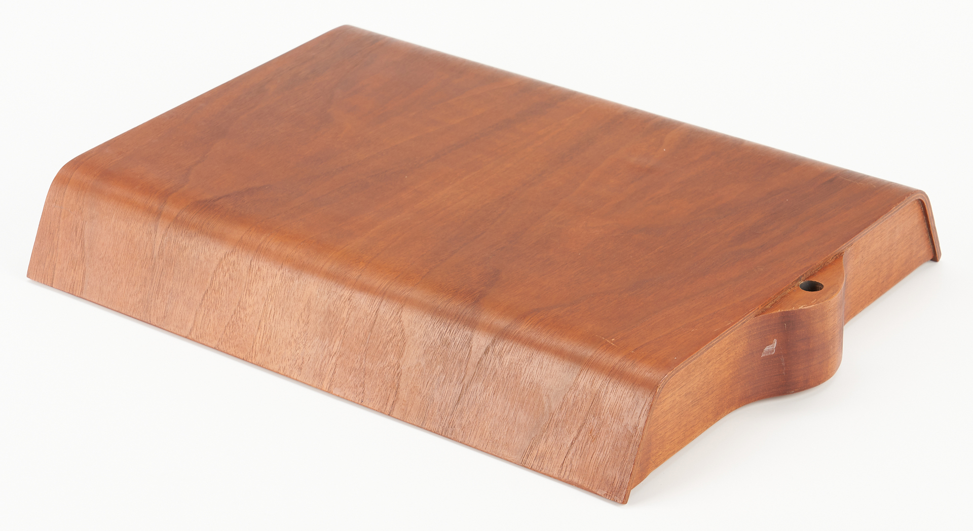 Lot 861: 6 MCM Items, incl. Florence Knoll Desk Trays, Martin Aberg Wastebaskets