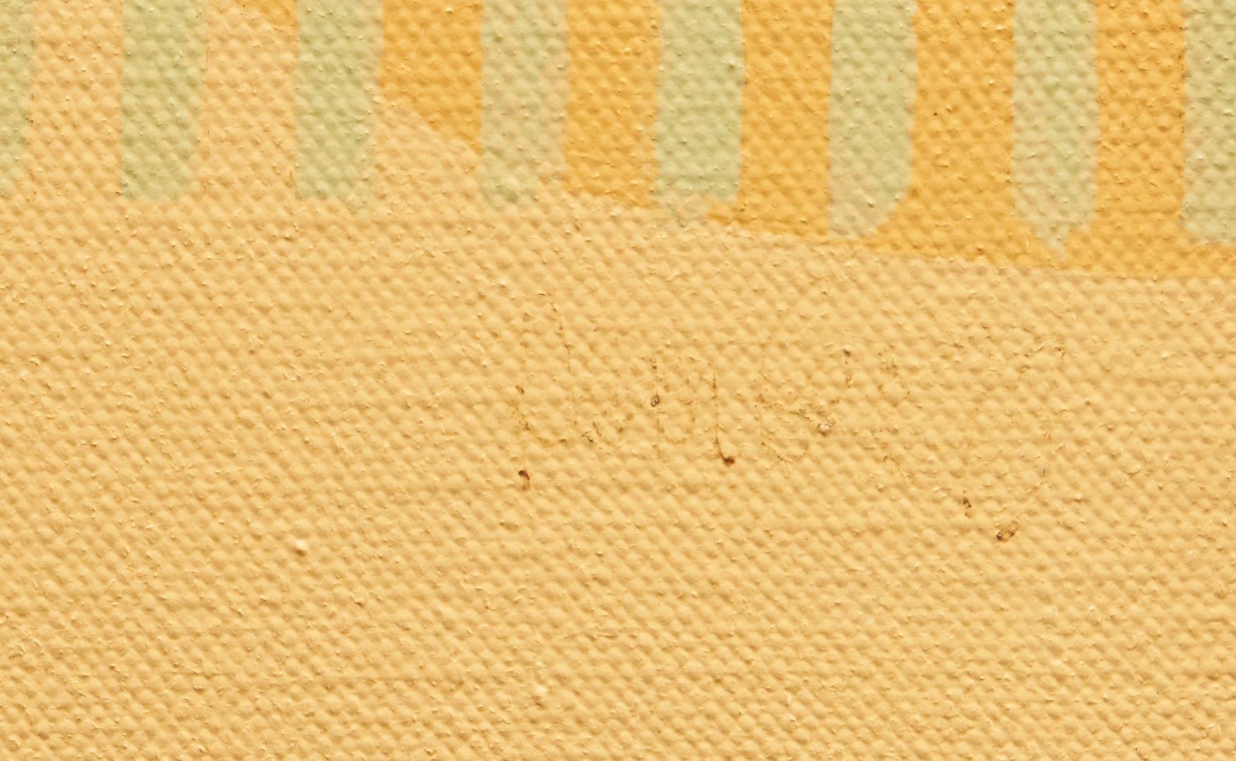 Lot 893: 3 John Sember O/C Minimalist Paintings