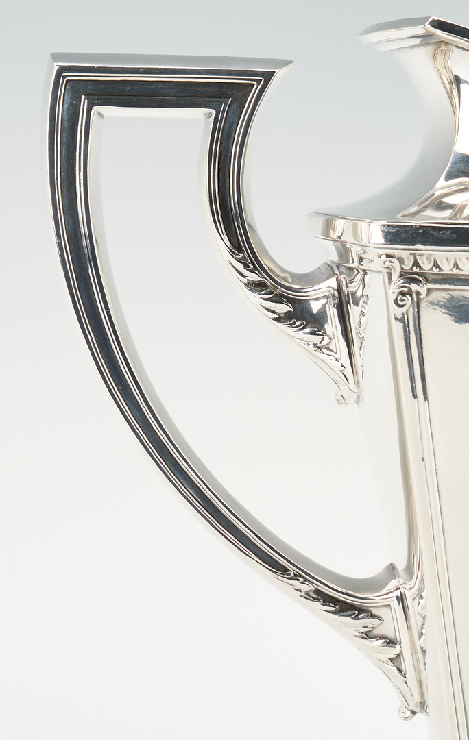 Lot 906: International Trianon Pattern Sterling Sliver Water Pitcher