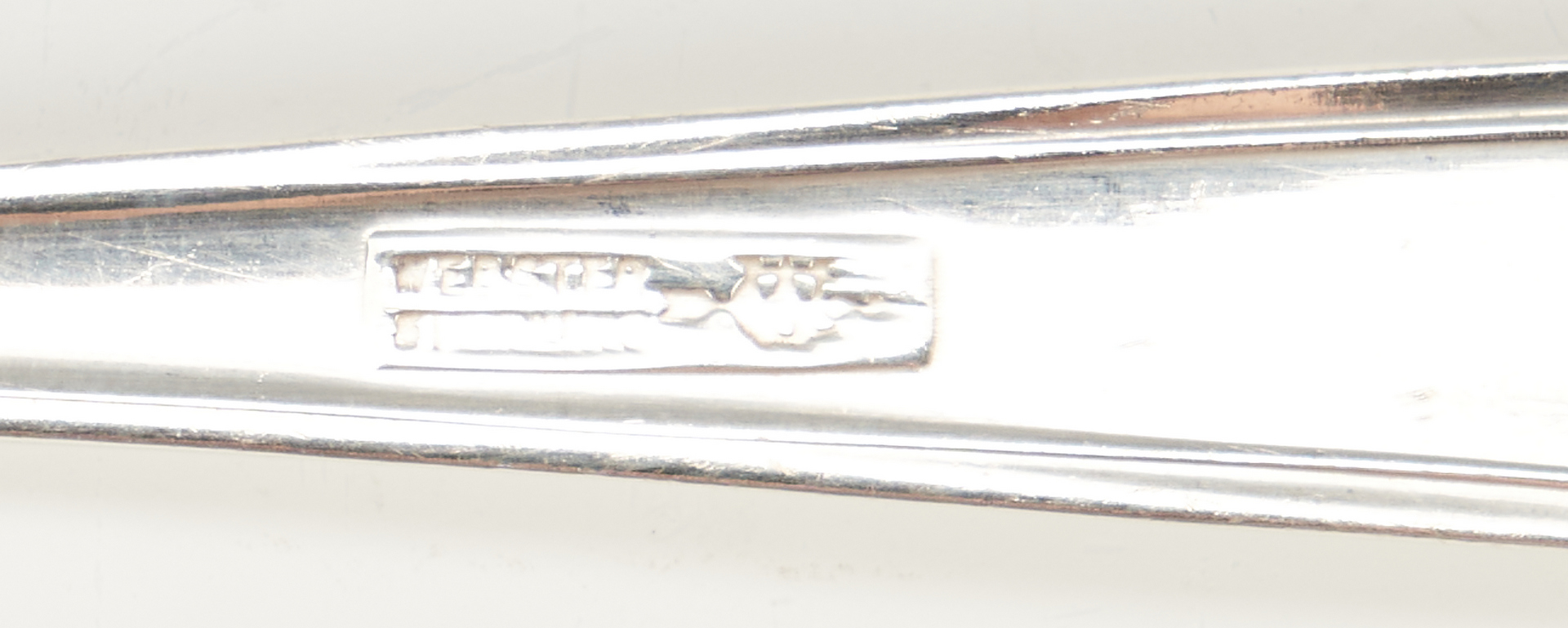 Lot 920: 11 Pcs. Sterling Silver Baby Items, incl. Tiffany & Co.