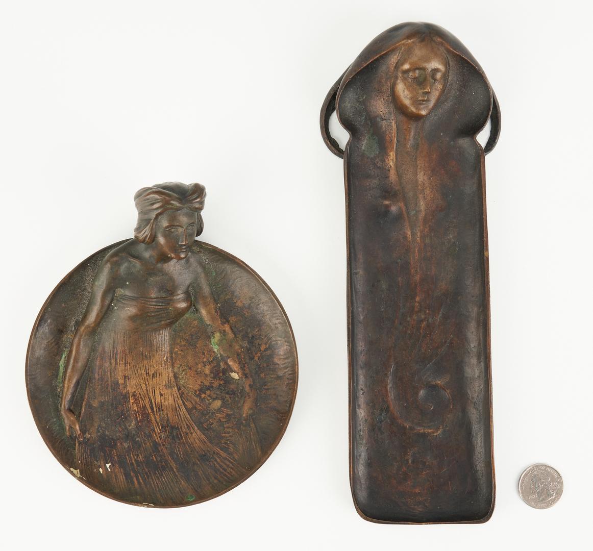 Lot 976: Three (3) European Bronzes, incl. Gurschner & Grasegger