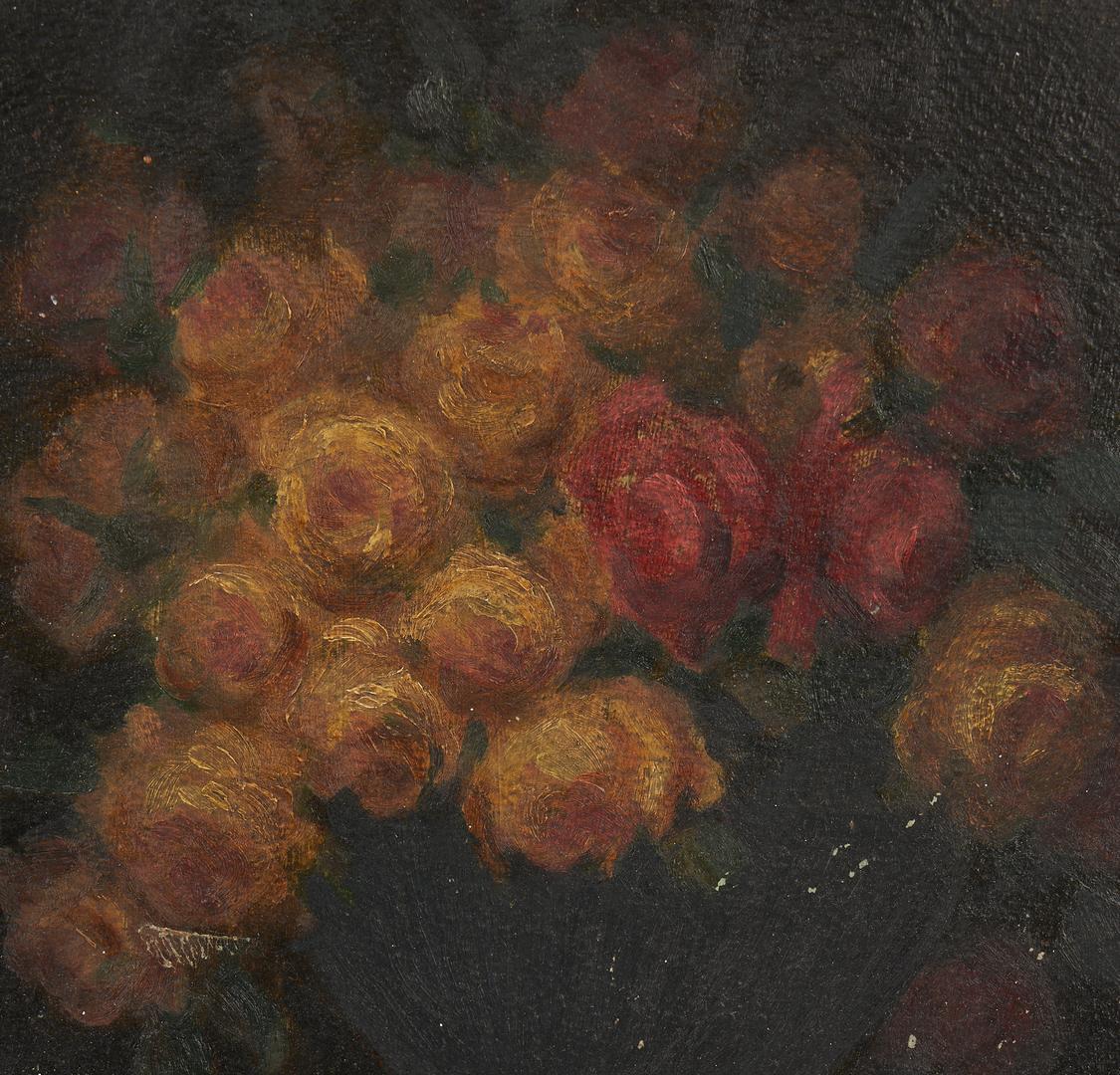 Lot 993: 2 TN Oil Paintings, incl. W. Girard, C. Hankins