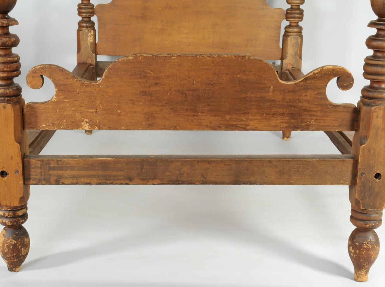 Lot 112: Southern High Post Tester Bed