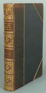 Lot 161: Gould's Synopsis of The Birds of Australia, George
