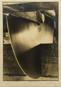 Lot 193: Margaret Bourke White Photograph, Diamond Edge