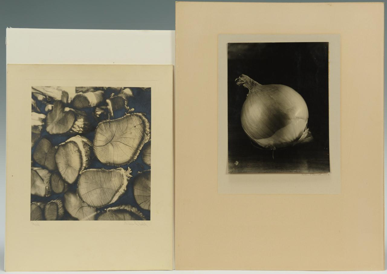 Lot 195: 2 Photographic Prints, Merrell & Volck