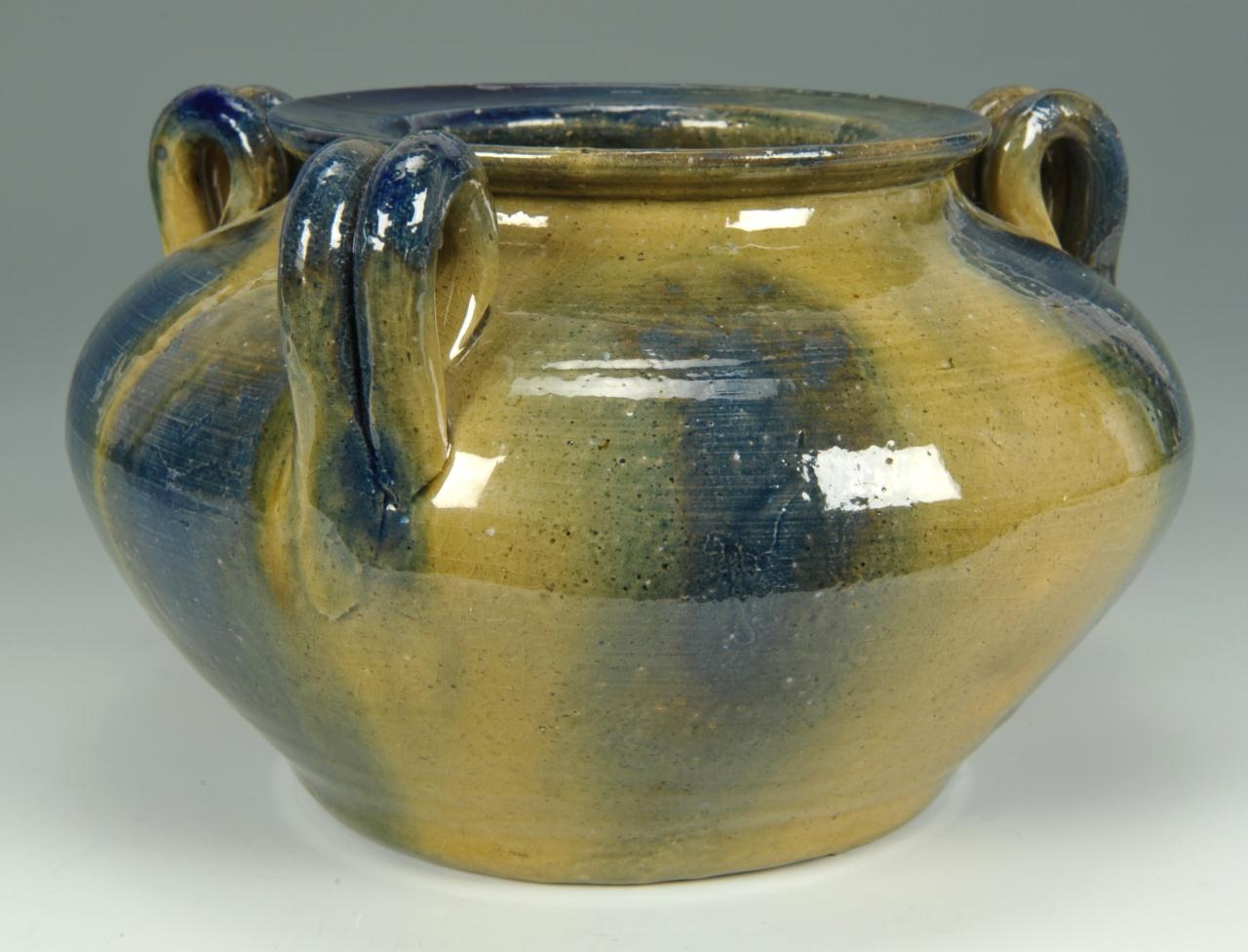 Lot 252: NC Auman Pottery Vase