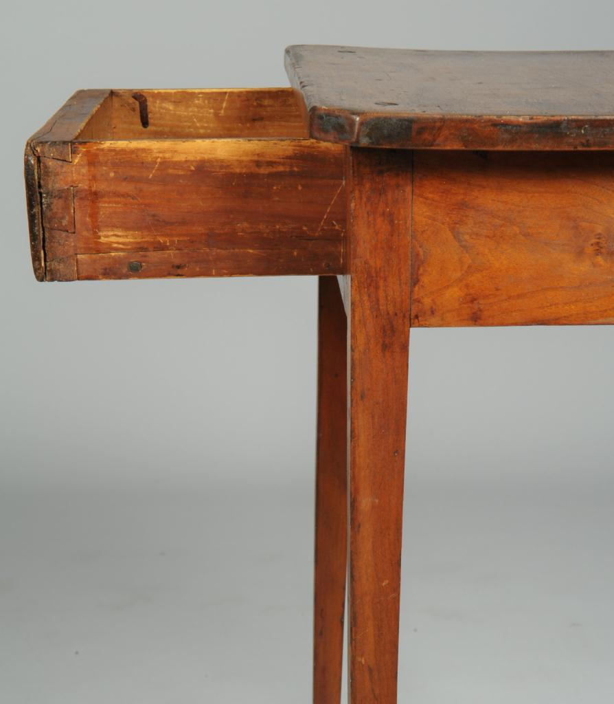 Lot 282: Early Federal East TN One Drawer Stand