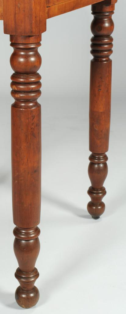 Lot 286: Middle TN Cherry One Drawer Stand