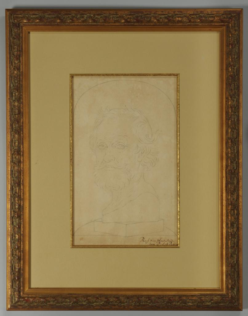 Lot 319: 3 Dutch works on paper incl. etching after Rembran