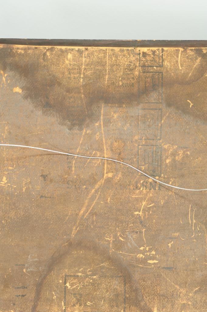 Lot 343: Blount County TN Landscape oil on board