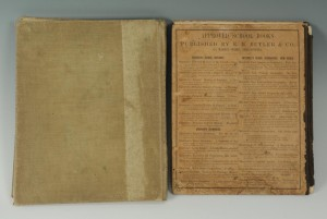 Lot 352: 2 books: Mitchell's Atlas and Maury's Geography - Image 6