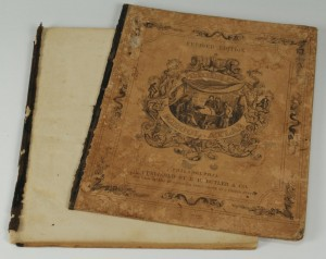 Lot 352: 2 books: Mitchell's Atlas and Maury's Geography - Image 7