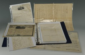 Lot 355: Collection of TN Governors Signatures