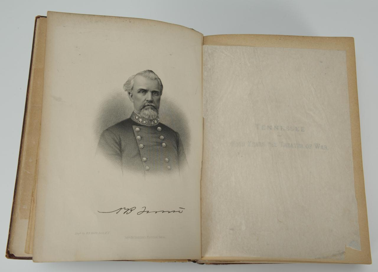 Lot 359: The Military Annals of Tennessee: Confederate