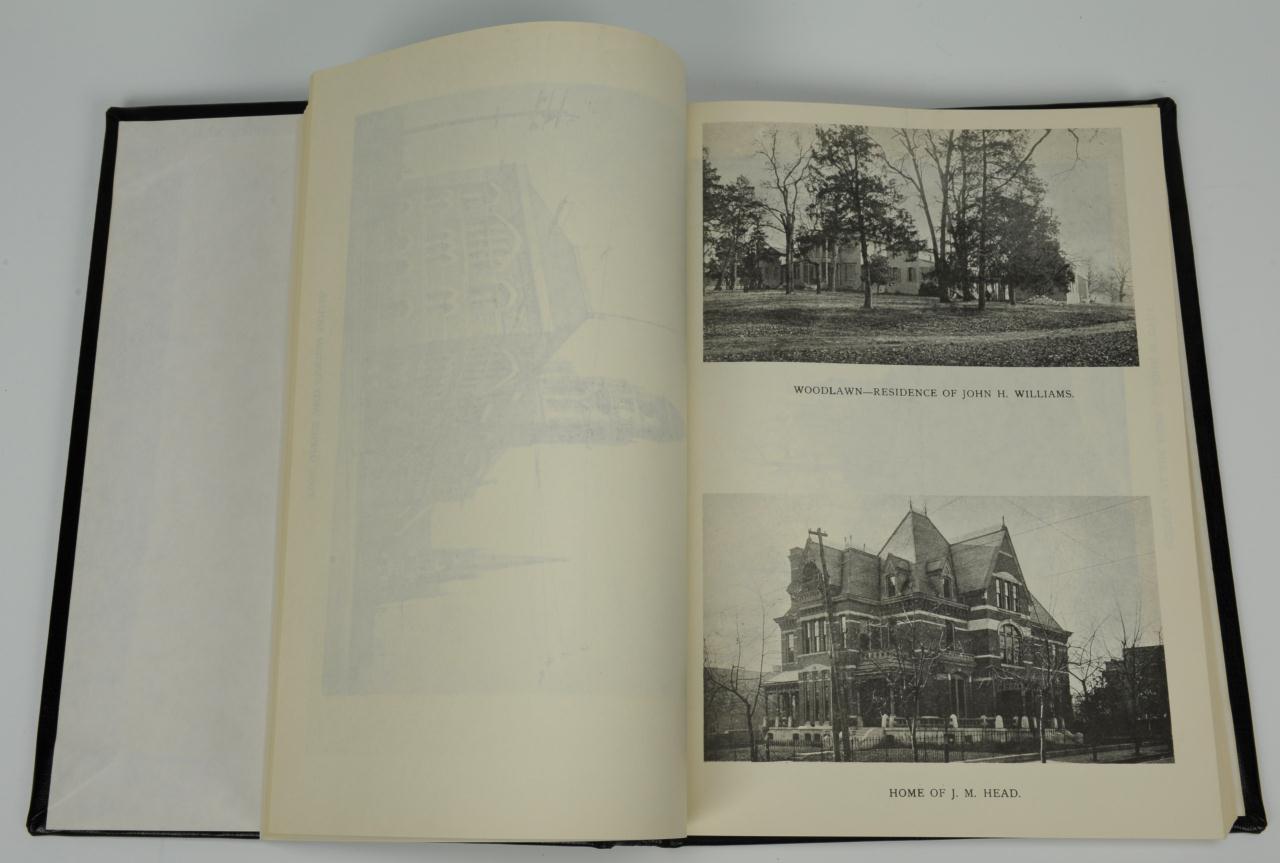 Lot 363: 2 Nashville TN Books Inc. History of Davidson Co.