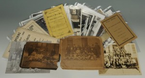 Lot 372: Nashville related ephemera album & African Am. pho