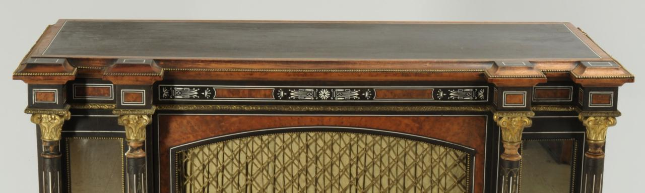 Lot 378: Aesthetic Movement Style Cabinet
