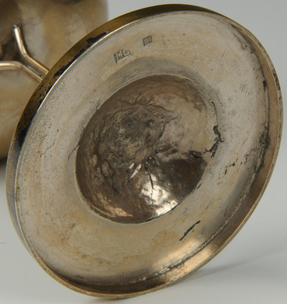 Lot 3: Chinese Silver Trophy Cup