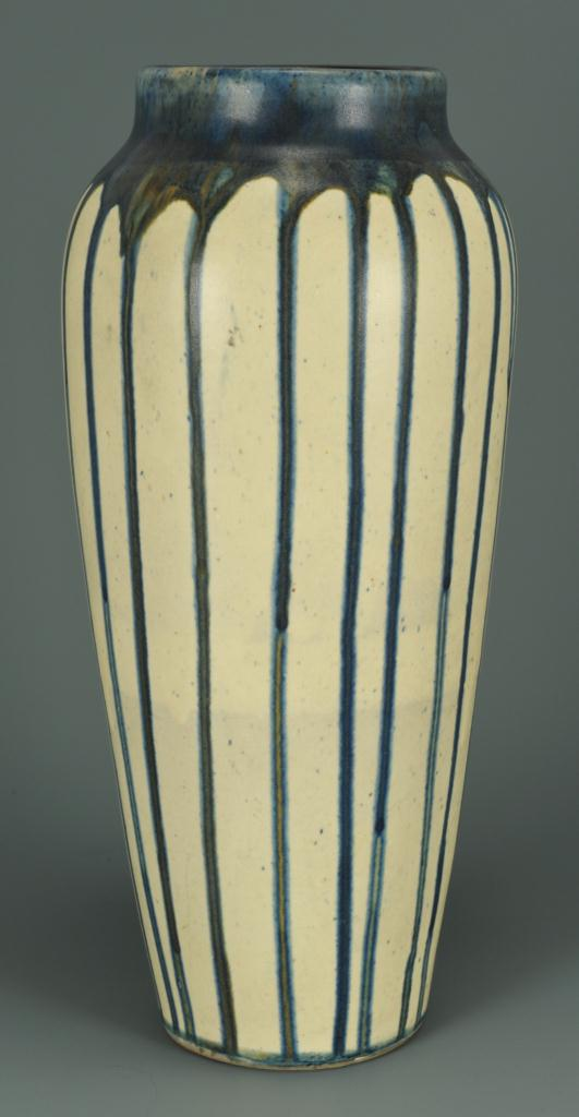 Lot 415: Peters and Reed Shadow Ware Vase