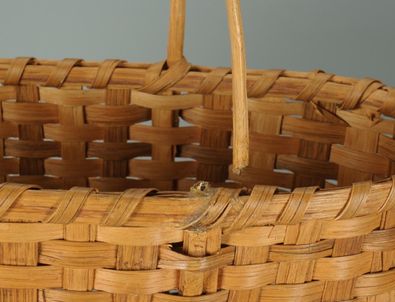 Lot 429: 4 Southern Baskets, Cherokee & Gullah