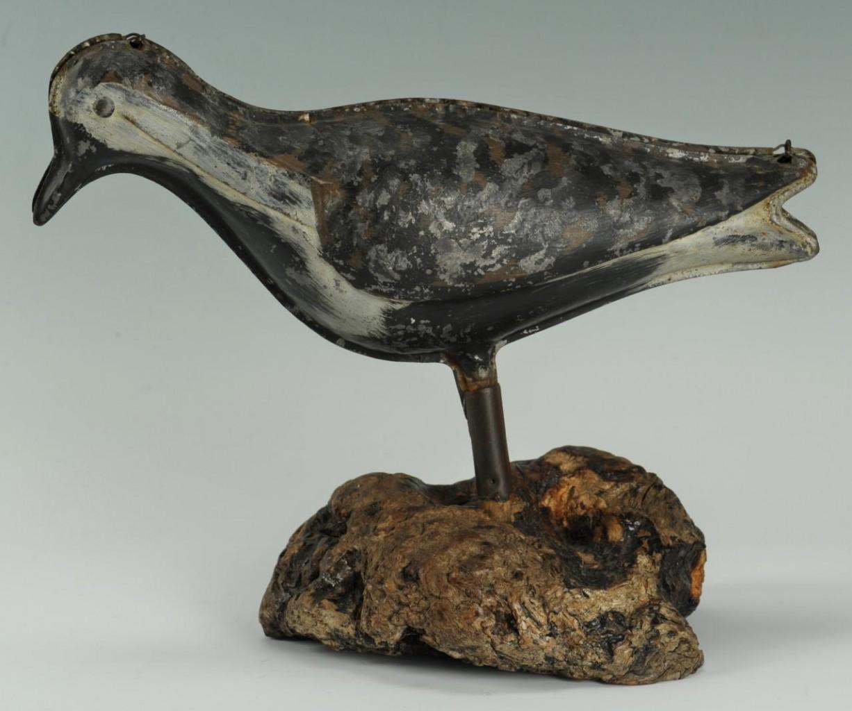 Lot 436: 2 Fowl Decoys