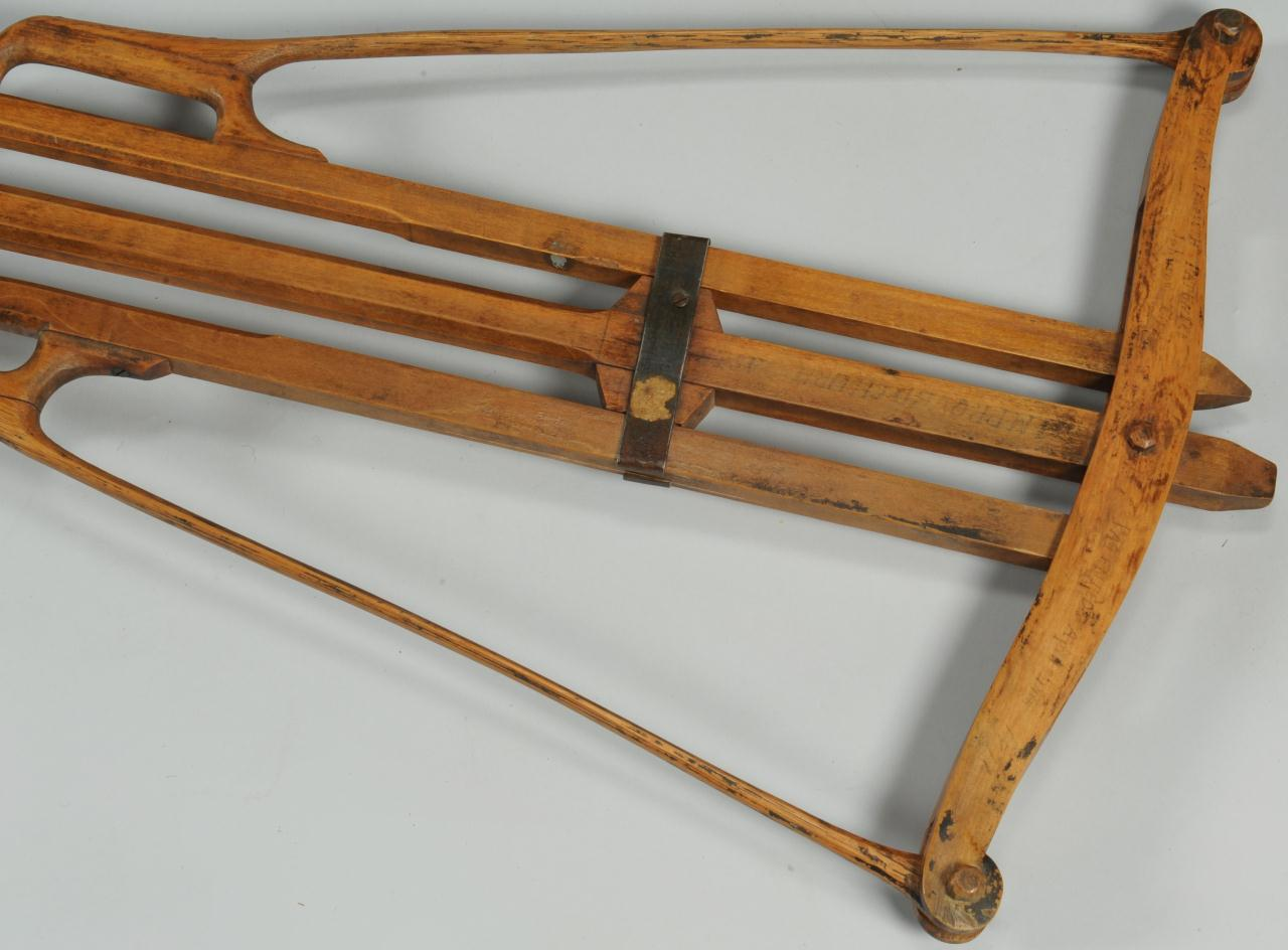 Lot 439: East TN Wooden Butter Churn Dasher