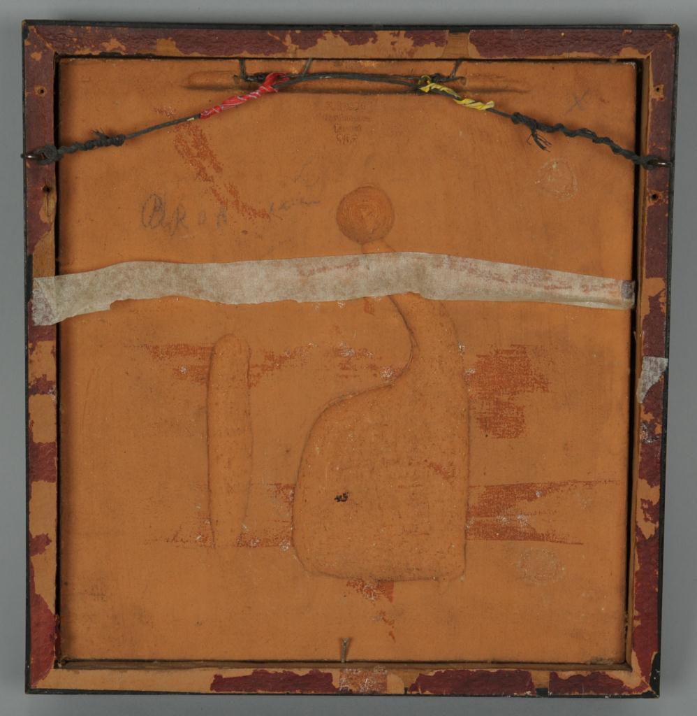 Lot 443: 4 Ipsen Classical Terra Cotta Plaques