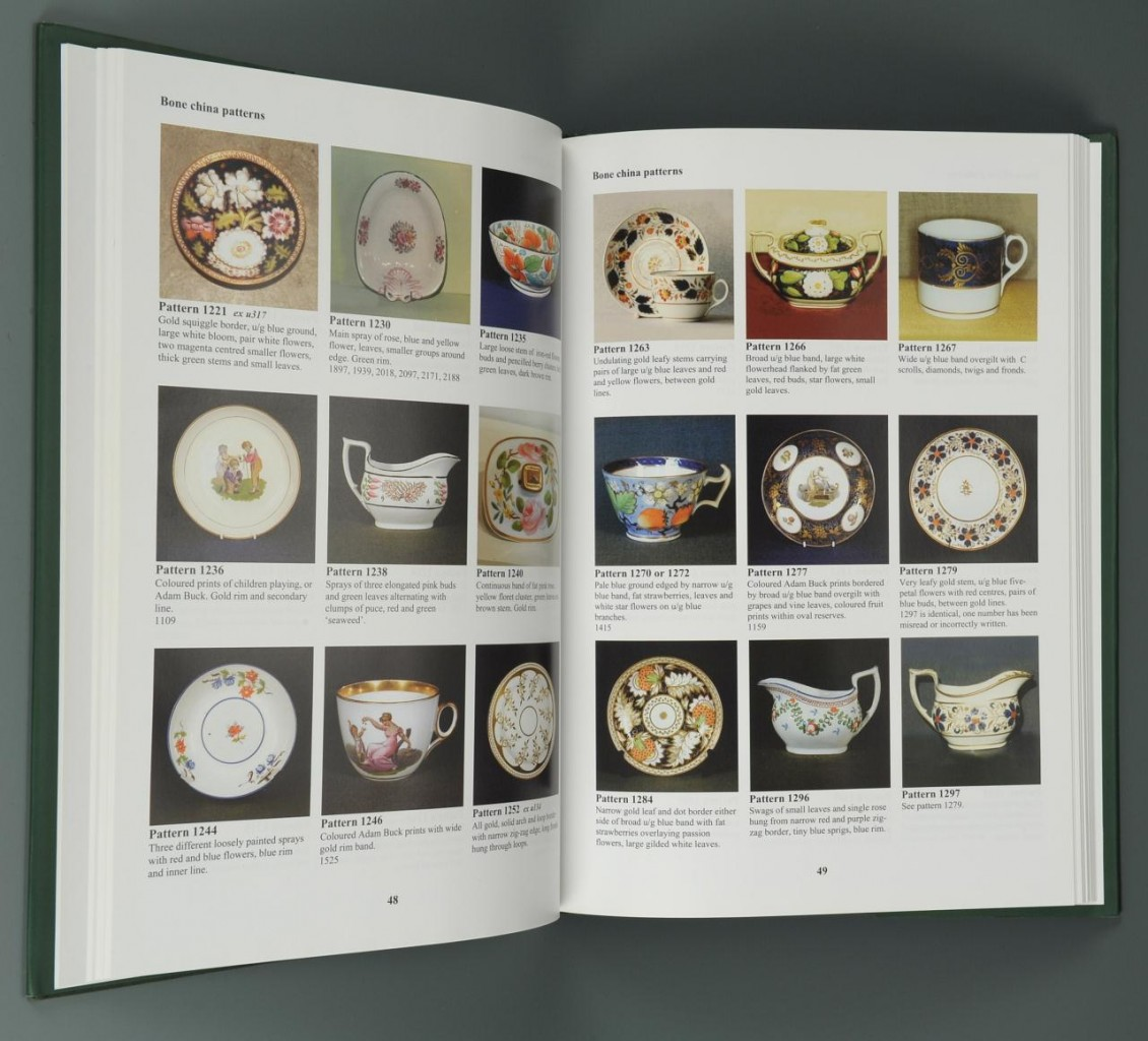 Lot 453: Large collection of English Ceramics and Book