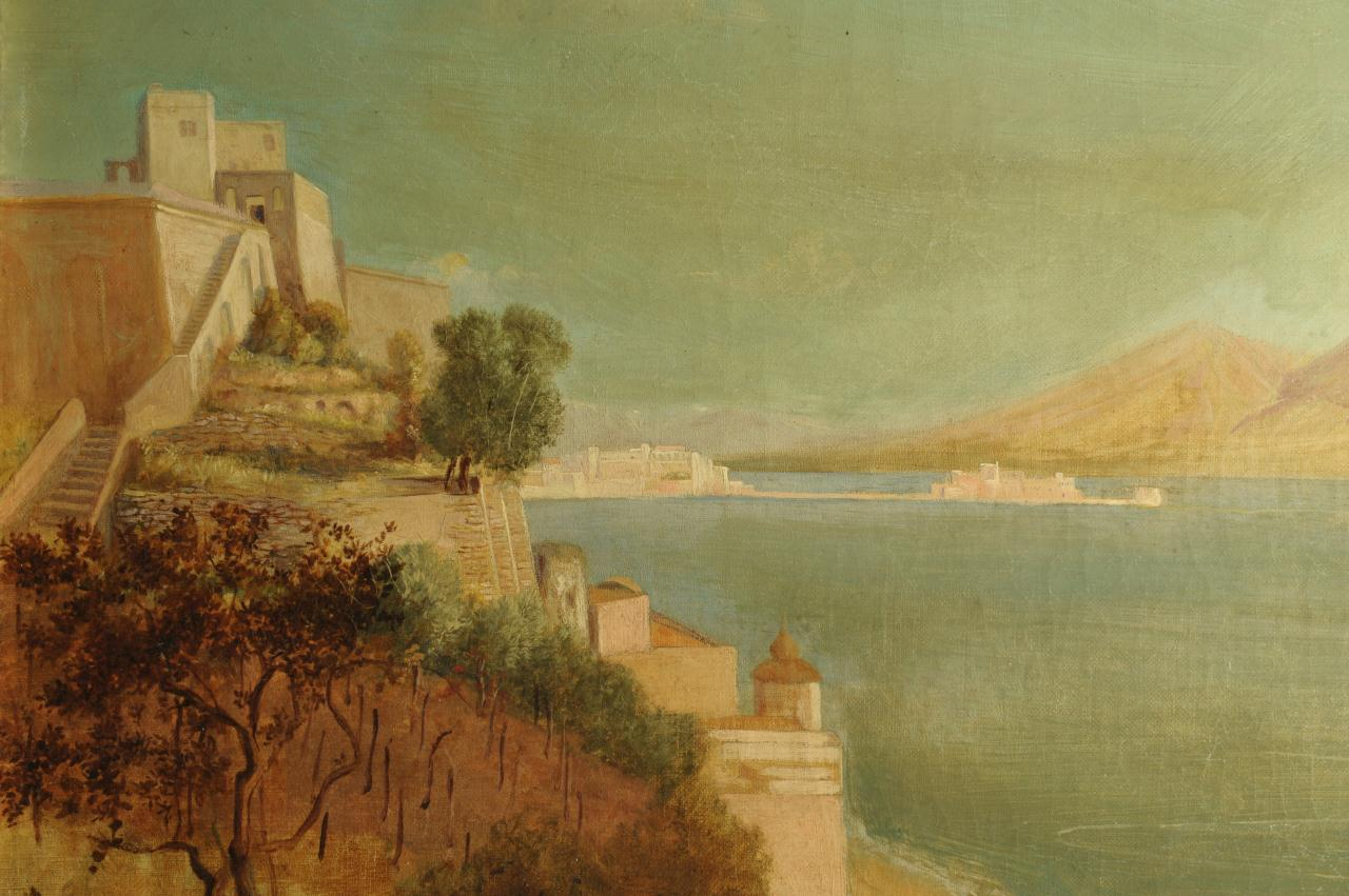 Lot 511: Two Orientalist landscapes, after J.B. Pyne