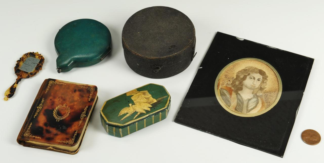 Lot 553: Grouping of 19th Century Decorative Items inc. Tor