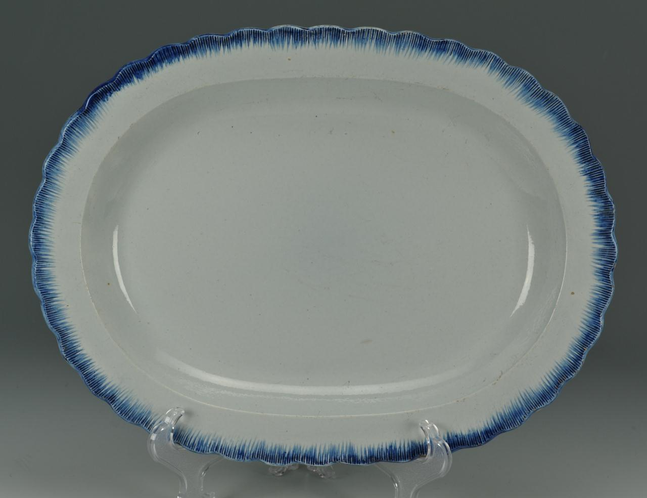 Lot 558: Large group of Decorative Trays and Ceramics