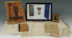 Lot 56: Civil War Archive of Weed Nims: Ft. Donelson